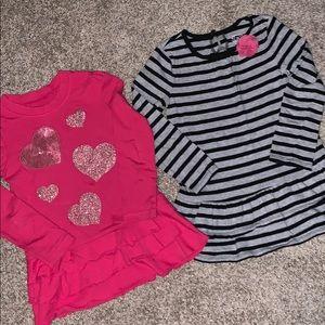 Cute Bundle of size 5T Dress / Tunic Excellent